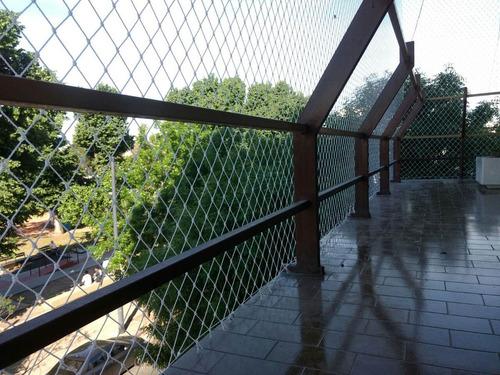 redes balcon red para balcon
