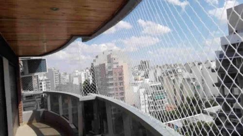 redes balcon, redes