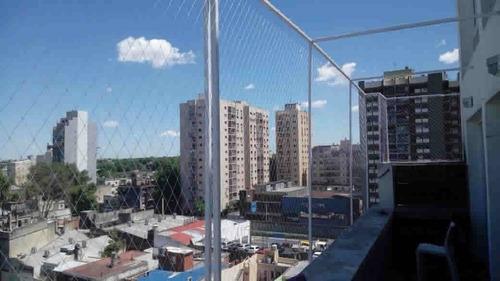 redes contención, balcon, ventana, palomas, santa fe