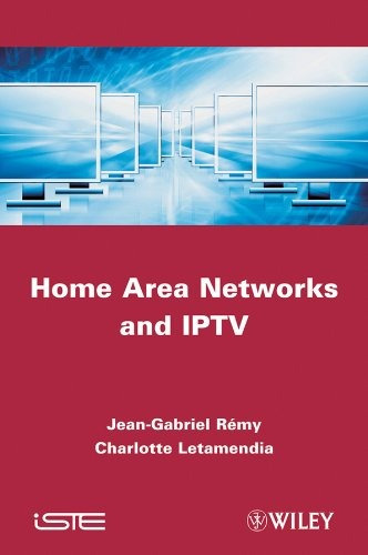 redes de área doméstica e iptv