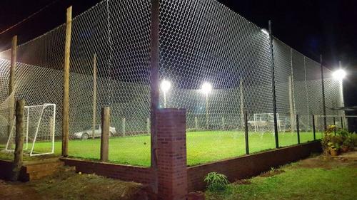 redes de contención- futbol- deportivas-cerramientos canchas