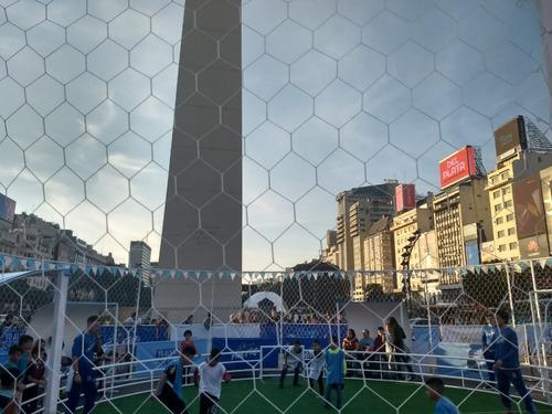 redes de contención- fútbol- deportivas-cerramientos canchas