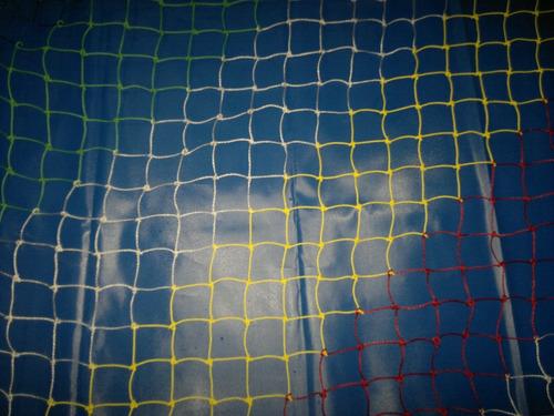 redes de contencion para canchas de futbol,futbol 5