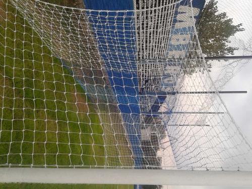 redes de contencion para canchas de futbol,futbol 5, voley