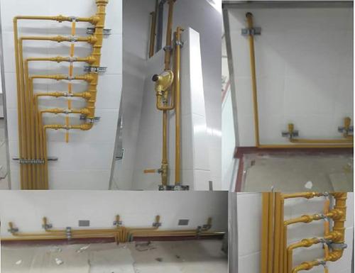 redes de gas glp y gn. mantenimiento de equipos domesticos