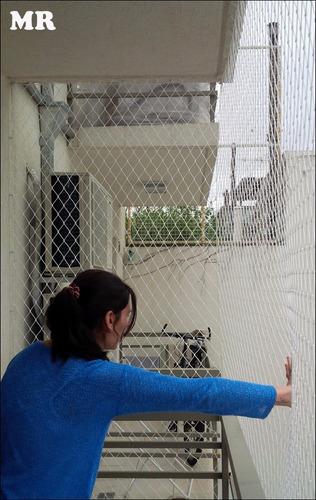 redes de protecciòn - (instalaciones) mejor presupuesto.!!