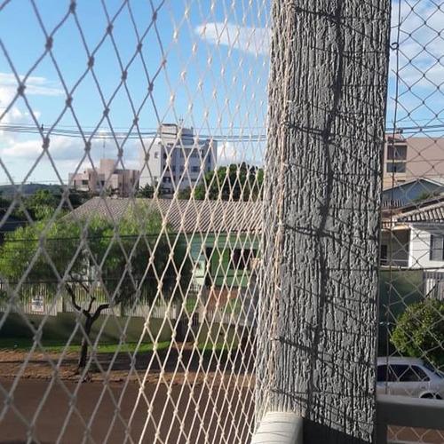 redes de protección en presidente franco
