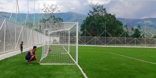 redes deportivas y mallas perimetrales