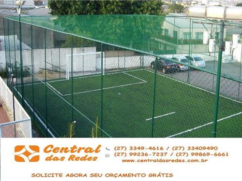 redes e tela de proteção residencial, comercial e esportivas