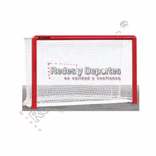redes hockey patín polietileno 3.5mm el par