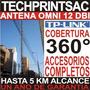 Vende Internet 5 Km Antena Omni 12 Dbi Tp-link Profesional