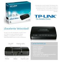 Modem Tp-link Adsl2+modem Td-8616 Banda Ancha Internet Rj45