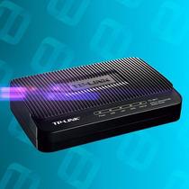 Modem Router Tp-link Adsl2+router Td8817 Usb
