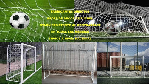 redes para arcos de futbol 5*2 en quito