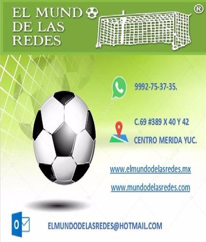 redes para futbol