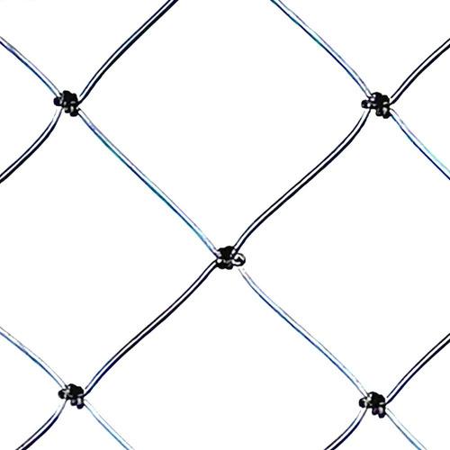 redes proteccion seguridad balcon niño gato paloma x retazo - variedad de material color trama