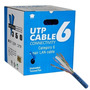 Caja De Cable Para Red Utp Cat 6e Interior 305m