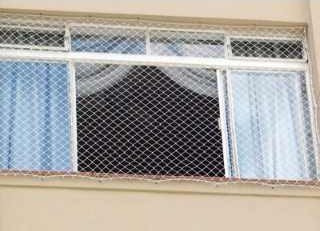 redes seguridad balcon,