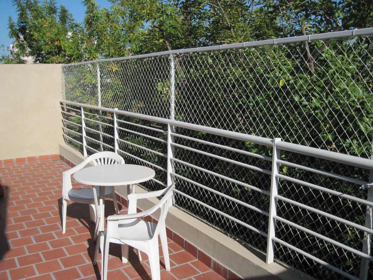Redes De Seguridad Para Balcones Ventanas Terrazas Gatos 8900 - Proteccion-balcones