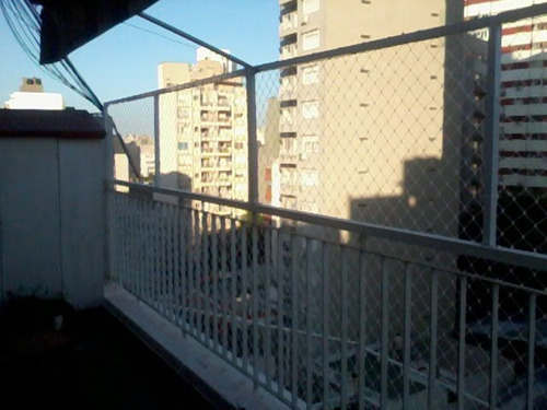 redes seguridad red balcon,