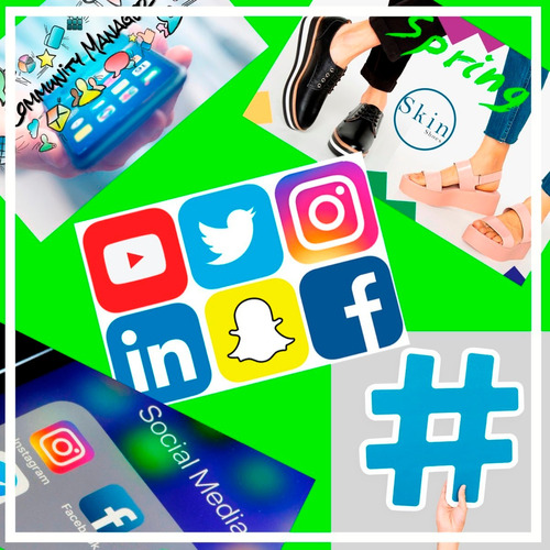 redes sociales - community manager - social media