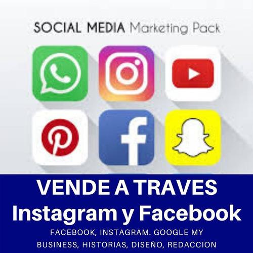 redes sociales - hacemos que su empresa crezca - contactenos