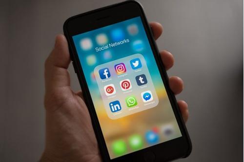 redes sociales - mercadeo y publicidad - marketing digital
