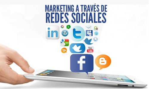 redes sociales publicidad profesional desd $2500 pesos x mes