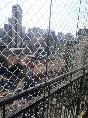 redes tela de proteção janelas sacadas apartamentos com kit