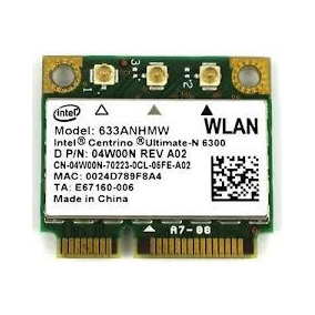 INTEL ULTIMATE N 633ANHMW DRIVERS FOR WINDOWS 7
