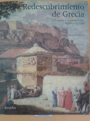 redescubrimiento de grecia - fani-maria tsigaku