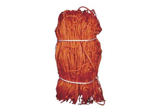 redes,kwik goal 3 mm trenzado neto (orange, 8 pies x 24 ..