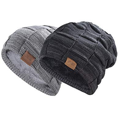 redess beanie hat for men and women winter warm hats knit sl