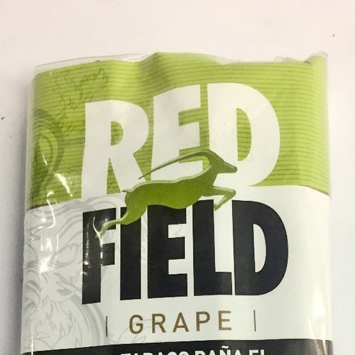 redfield pack x5 uva red field grape tabaco uvas virginia