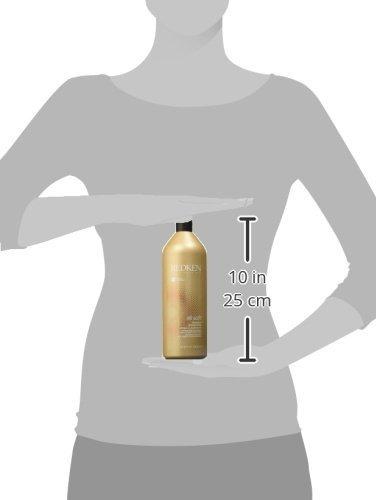 redken todo el champú suave para cabello seco y quebradizo