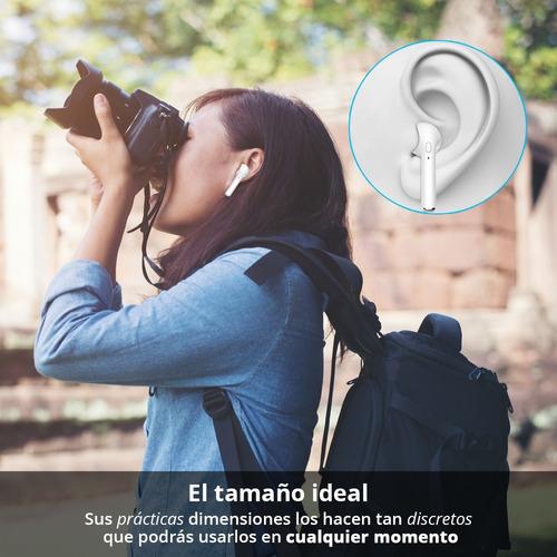 redlemon audífonos bluetooth manos libres sonido hd portátil