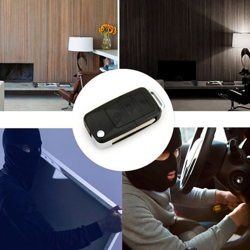 redlemon camara espía forma de llave de carro audio y video