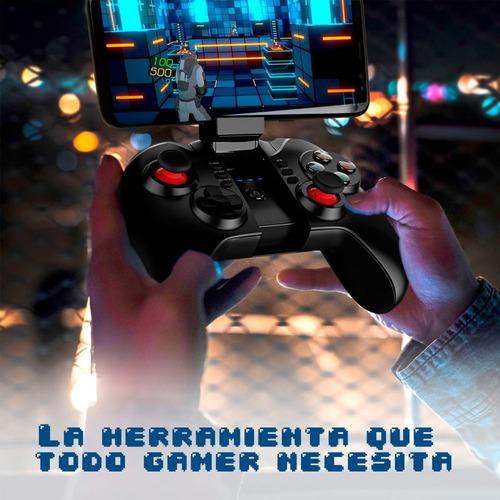 redlemon control videojuegos bluetooth smartphone android