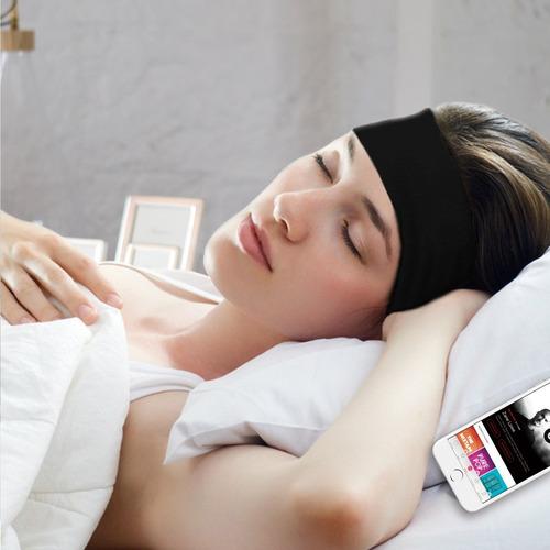 redlemon headband audífonos bluetooth descanso viajes ligero