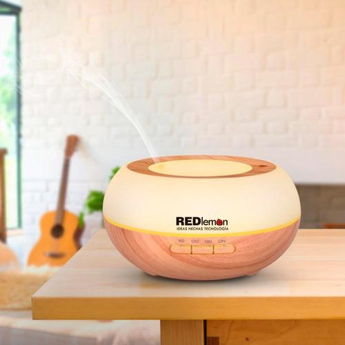 redlemon humidificador difusor aromaterapia esencias vapor