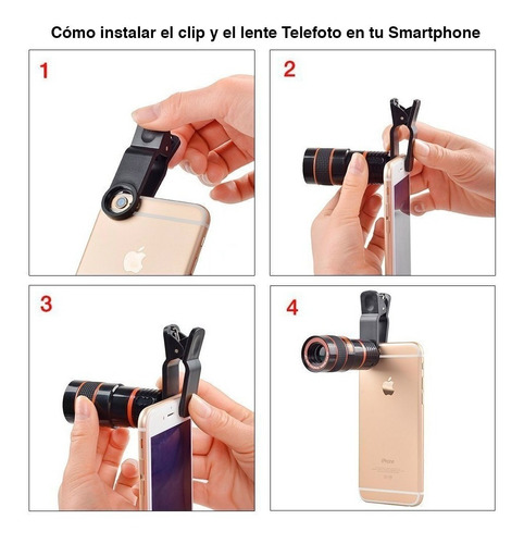 redlemon kit lentes 5 en 1 universal para iphone y android
