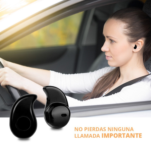 redlemon mini manos libres bluetooth audifono cómodo 1 pieza