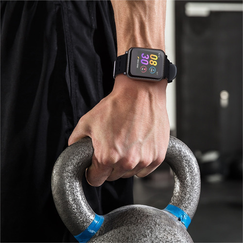 redlemon smartwatch deportivo w30 ritmo cardiaco ios android