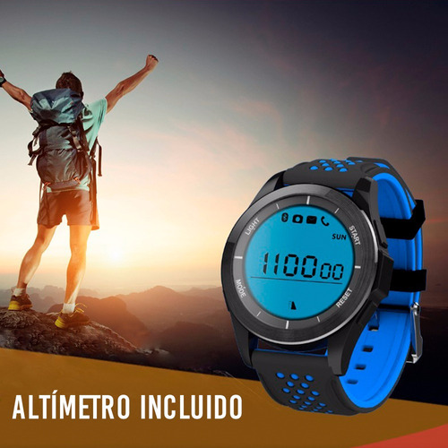 redlemon smartwatch sport ipx agua podometro calorias k1