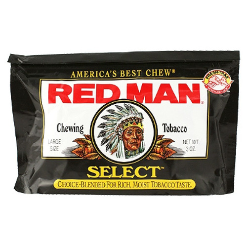 redman masticable chimo /golden /select /silver  (3 oz.)