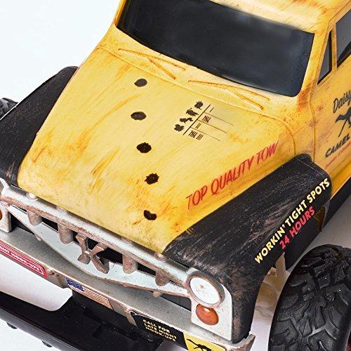 redneck roadkill daisy jo rc tow truck teledirigido