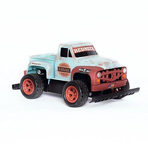 redneck roadkill raging bull rc pickup truck remote control