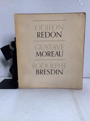 redon, moreau, bresdin, en inglés, museo de arte moderno ny