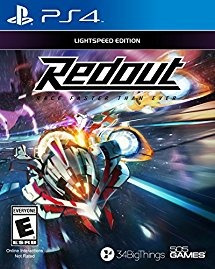 redout playstation 4