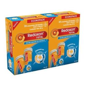Redoxon Total X 40 Comp Naranja - Unidad a $1172